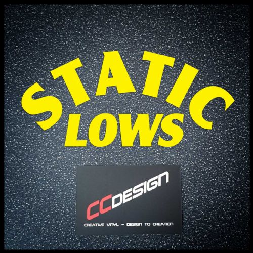 STATIC LOWS